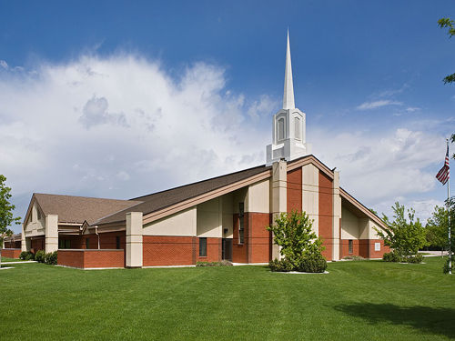 Church of Jesus Christ of Latter Day Saints Kalispell Montana Architect